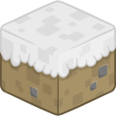 3D Snow icon