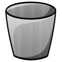 Bucket-Empty icon