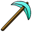 Diamond Pickaxe icon