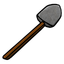Stone Shovel icon