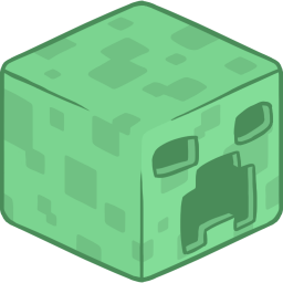 3D Creeper icon