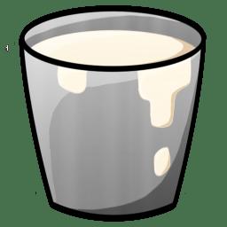 Bucket Milk icon