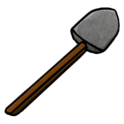 Stone Shovel icon