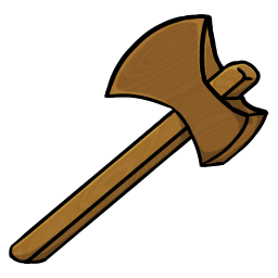 Wooden Axe icon
