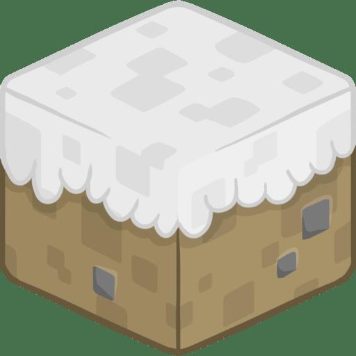 D Snow icon