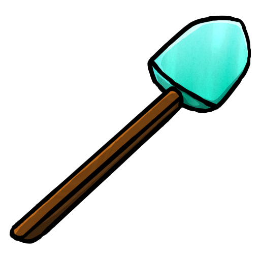 Diamond-Shovel icon