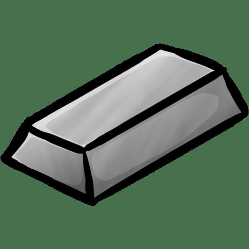 Similar icons with these tags  iron ingot barsMinecraft Iron Png