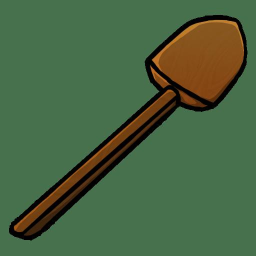 Wooden-Shovel icon