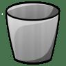 Bucket-Empty icon