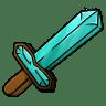 Diamond-Sword icon
