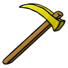 Gold-Hoe icon