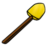 Gold-Shovel icon