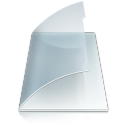 folder bright icon