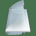 Folder bright icon