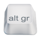 alt gr icon