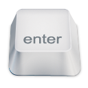 enter icon