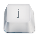 letter j icon