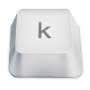 letter k icon