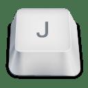 letter uppercase J icon