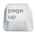 page up icon
