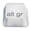 Alt-gr icon