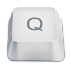 Letter uppercase Q icon