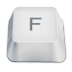 Letter-uppercase-F icon