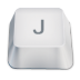 Letter-uppercase-J icon