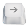 Arrow-right icon