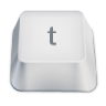 Letter-t icon