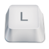 Letter-uppercase-L icon