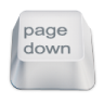 Page-down icon