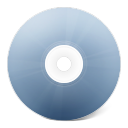 CD avant bleu icon