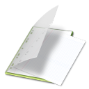 Documents vert icon