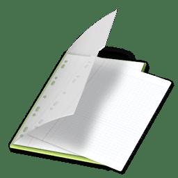 Documents vert icon