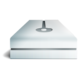 Hdd metal icon