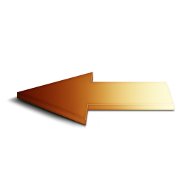 Precedent orange icon