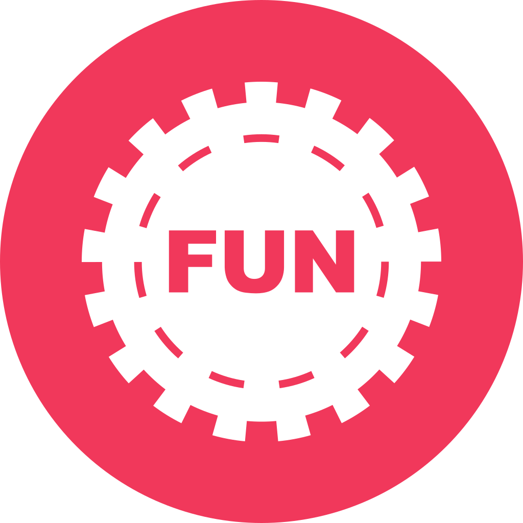 FunFair FUN Icon | Cryptocurrency Flat Iconset ...