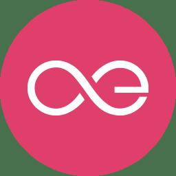 Aeternity AE icon
