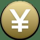 Yen JPY icon