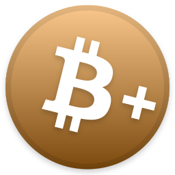 Bitcoin Plus icon