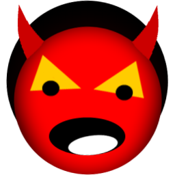satan devil icon