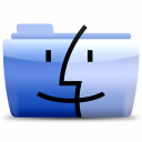 45 Finder icon