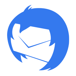 Communication thunderbird icon