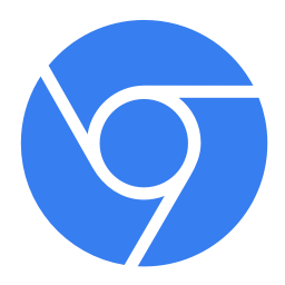 Internet chromium icon