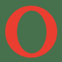 Internet opera icon