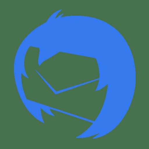 Communication-thunderbird icon