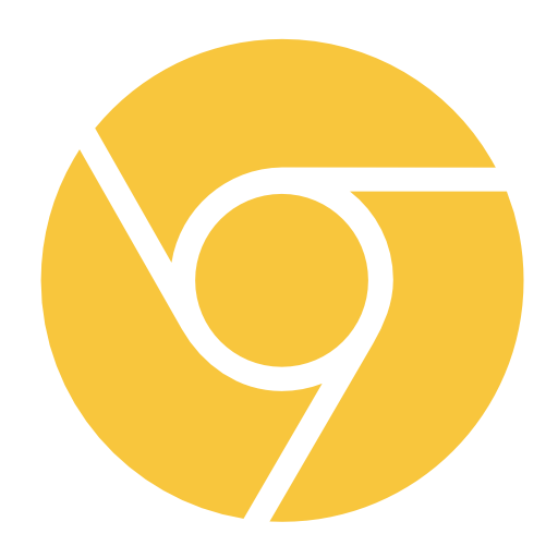 Internet chrome canary icon