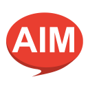 Communication aim icon