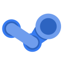 Other steam blue icon